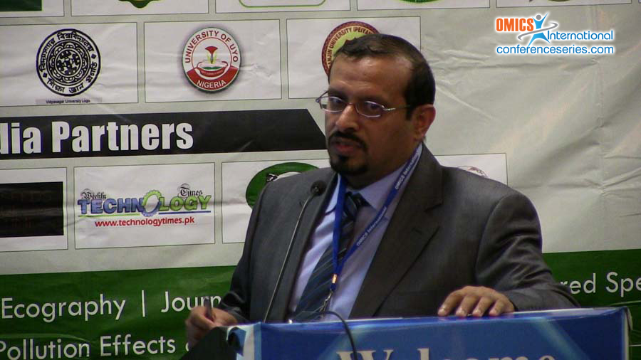Saad Al-Shahrani | OMICS International
