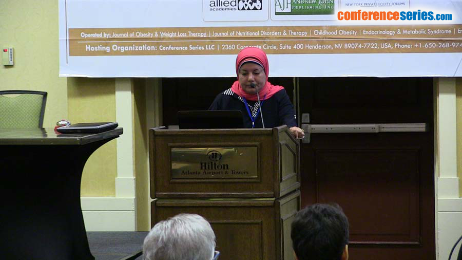 Sanaa Mohamoud Ahmed | OMICS International