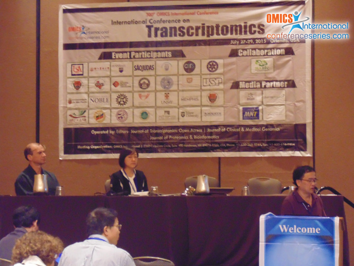 Sang Ming WANG | OMICS International