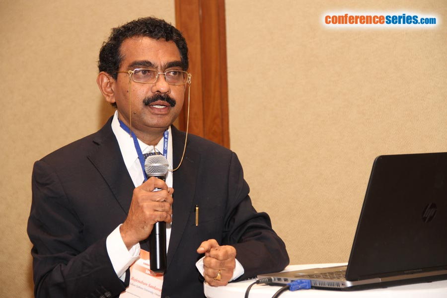 Sankaran Rajendran  | OMICS International