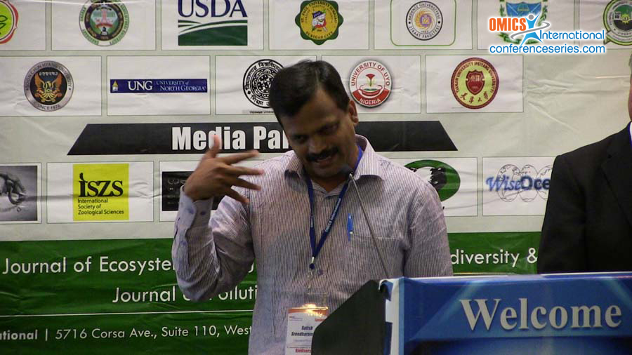 Satish Sreedharamurthy | OMICS International