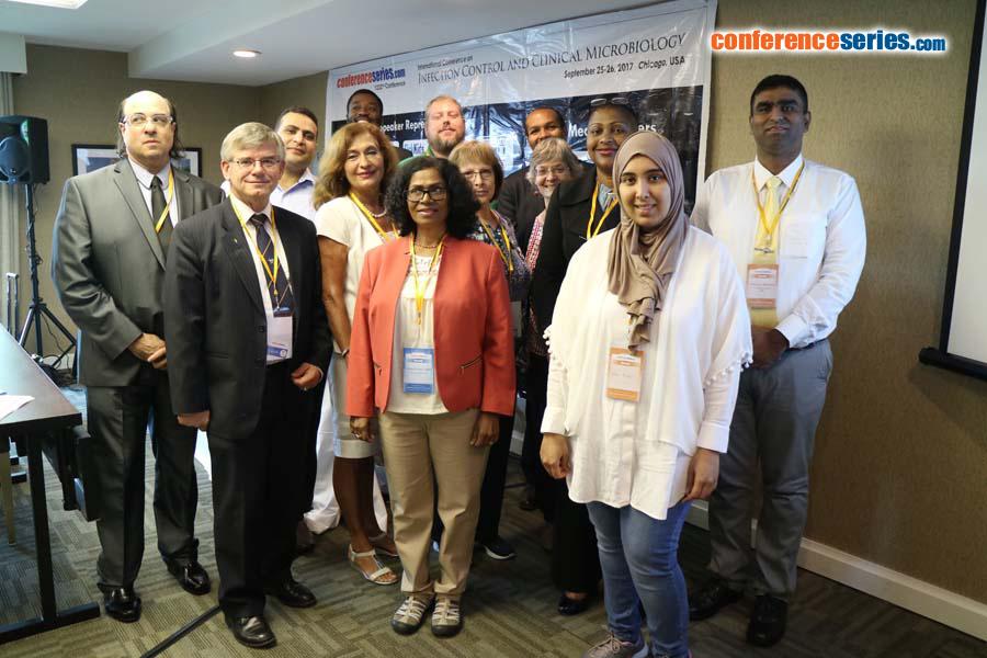 Saungi McCalla | OMICS International