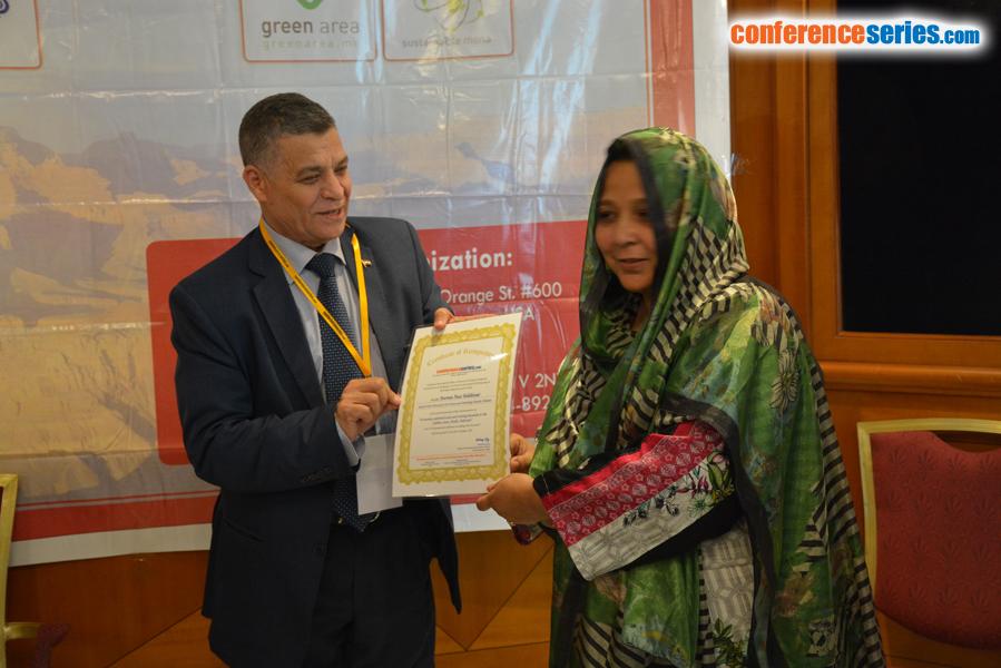Seema Naz Siddiqui | OMICS International