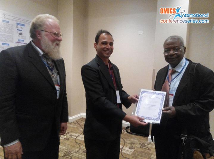 Sergei Nekhai | OMICS International
