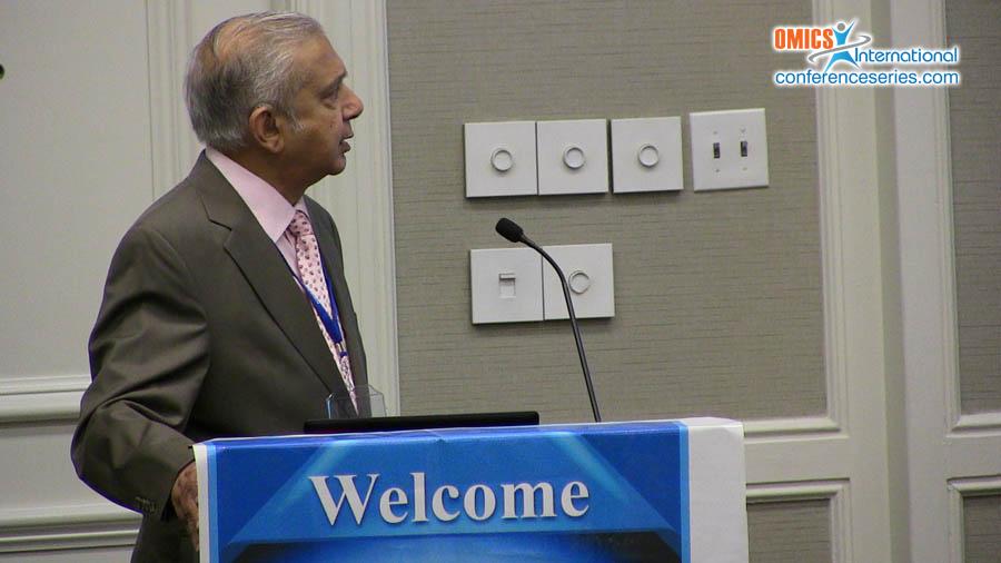 Shailesh P Banerjee | OMICS International