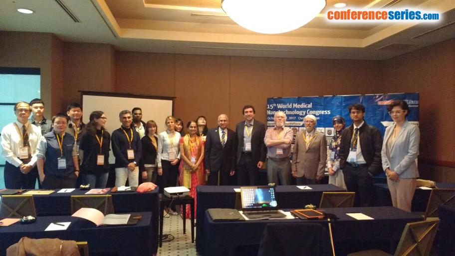 Shaker A Mousa | Conferenceseries Ltd