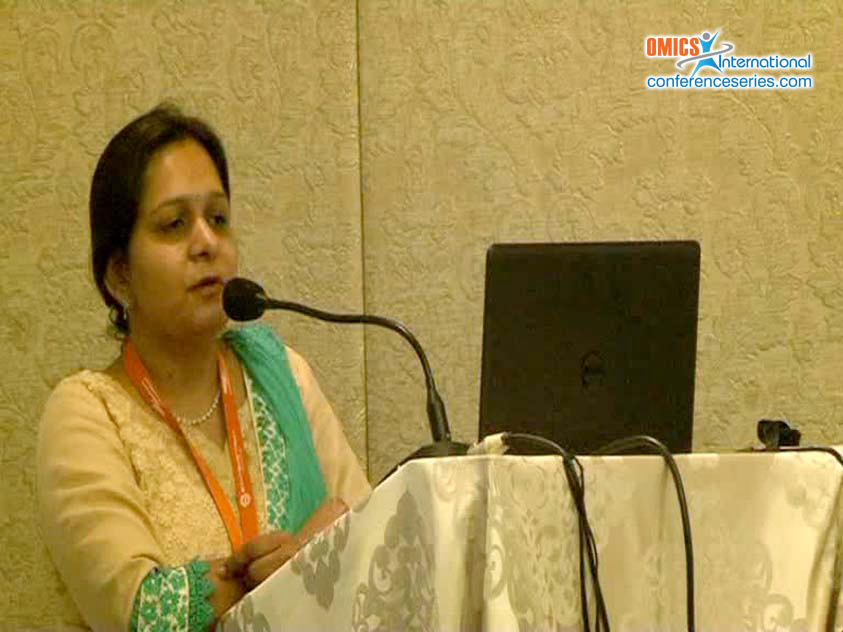 Shalini Gaur Rudra | Conferenceseries Ltd