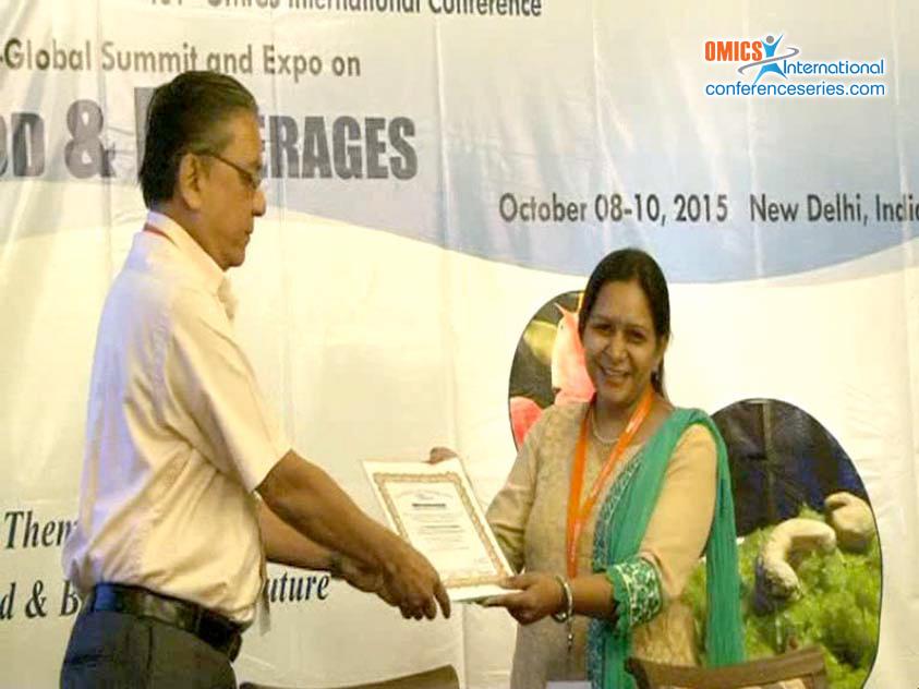 Shalini Gaur Rudra | OMICS International