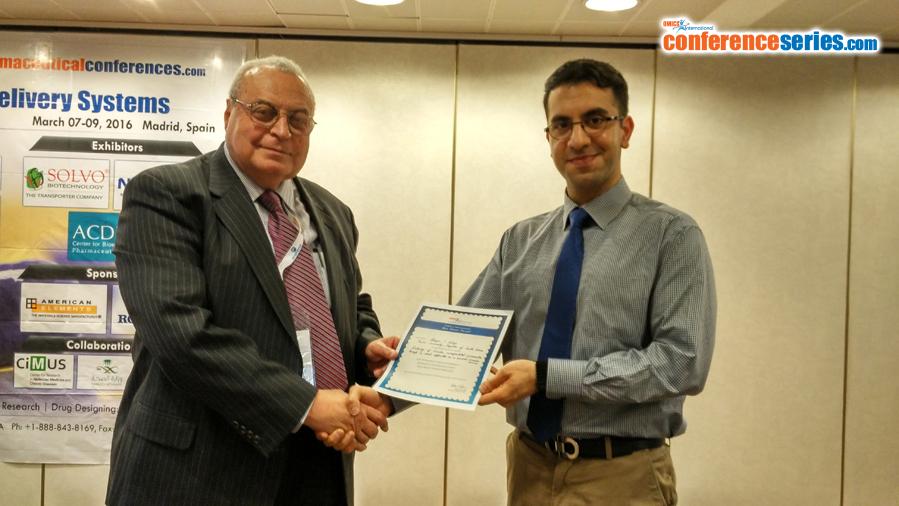 Shayan F Lahiji | OMICS International