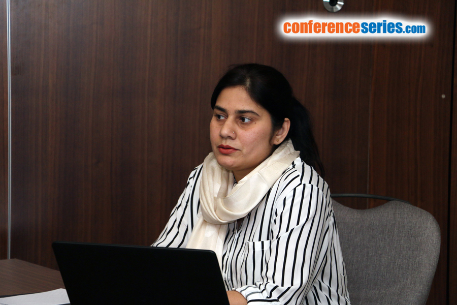 Sheeba Parveen | OMICS International