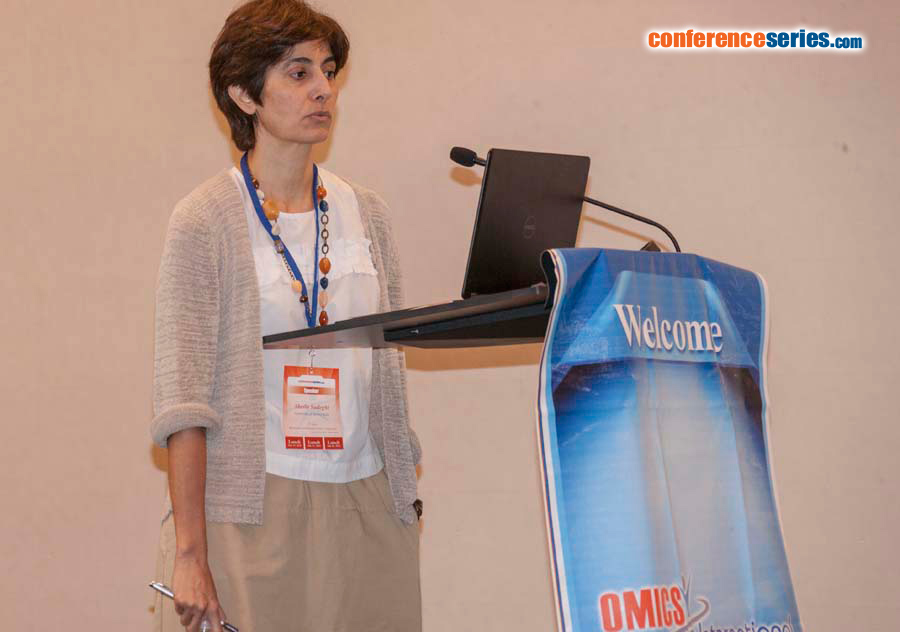 Sheila Sadeghi | OMICS International