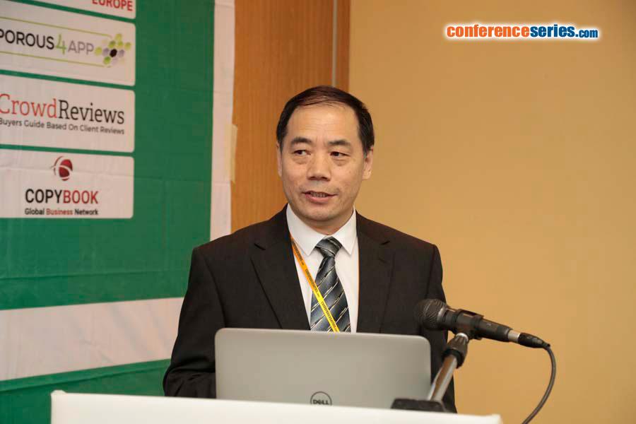Shouxun Ji | Conferenceseries Ltd