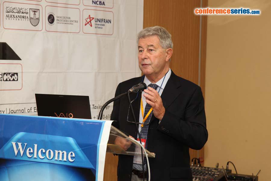 Silvio De Flora | Conferenceseries Ltd