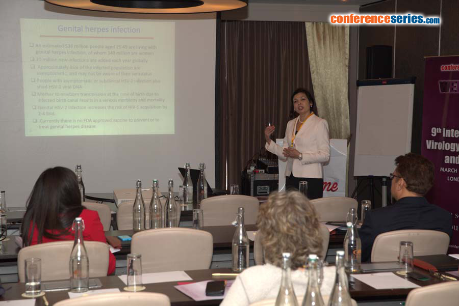 Sita Awasthi | Conferenceseries Ltd