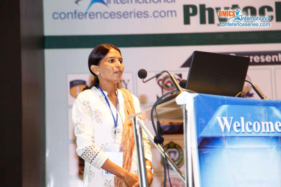 Sneha J Anarthe | OMICS International