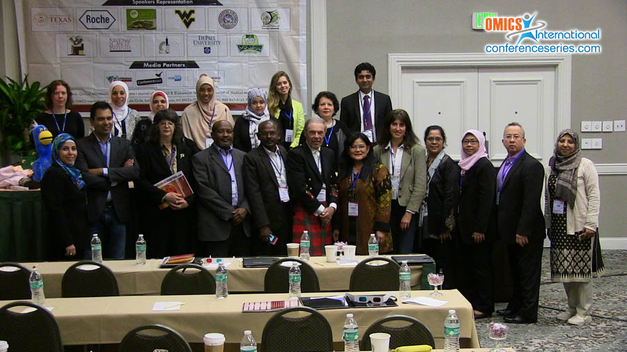Ghada A. Abou El-Ella | OMICS International