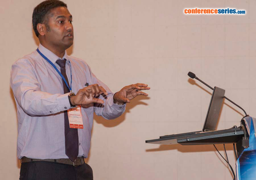 Subrayal M Reddy | OMICS International