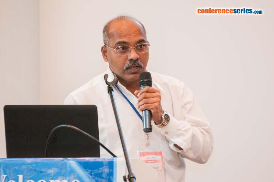 Sunil C Joshi | OMICS International