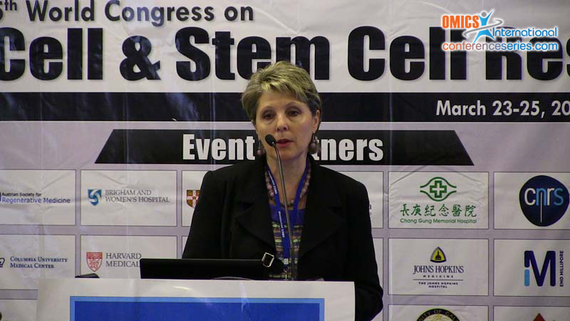 Susan Chubinskaya | OMICS International