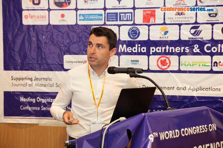 Szymon Chorazy   OMICS International