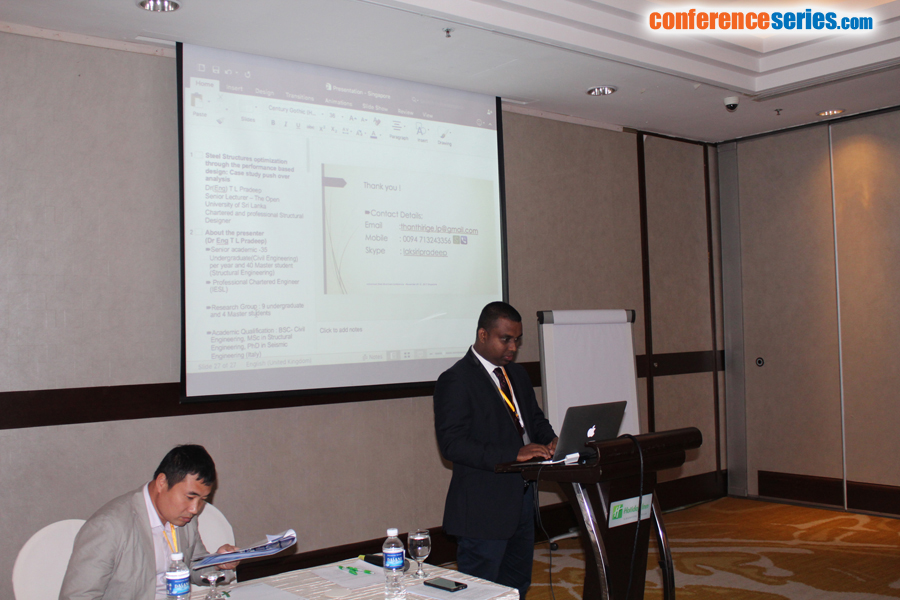 T L Pradeep  | Conferenceseries Ltd