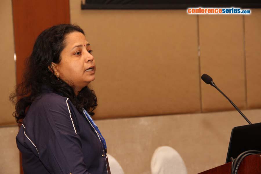 Tanuja Mohanty | OMICS International