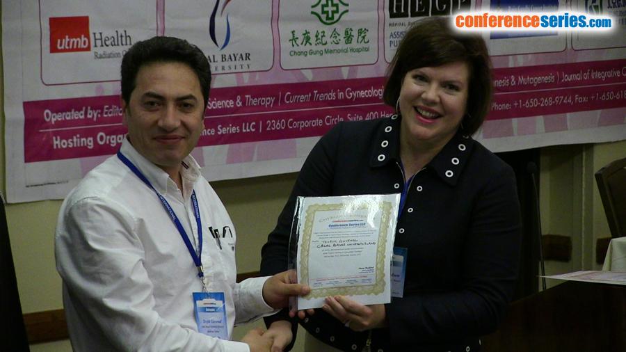 Tevfik Guvenal | OMICS International