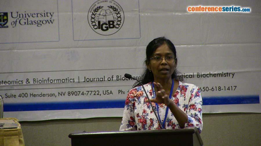 Thenmalarchelvi Rathinavelan | OMICS International