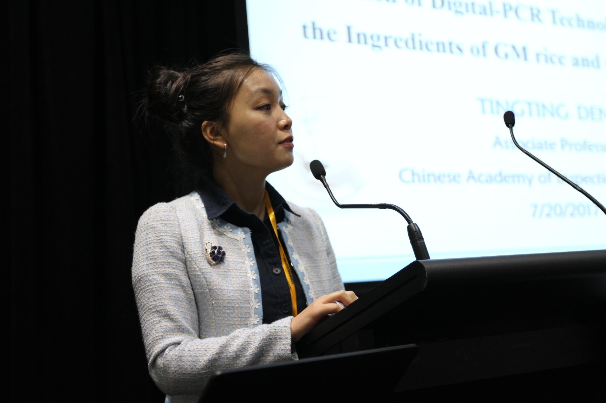 Tingting Deng,   OMICS International