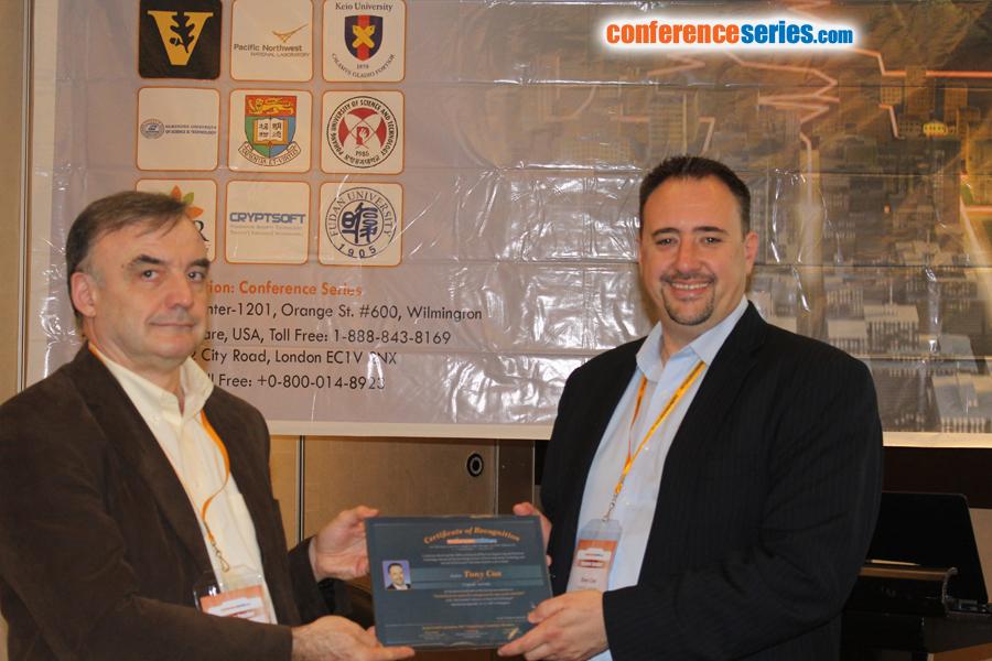 Tony Cox   Conferenceseries Ltd
