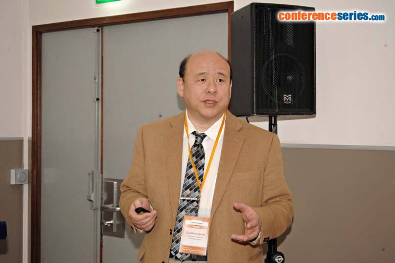 Toshihiro Miyata | OMICS International