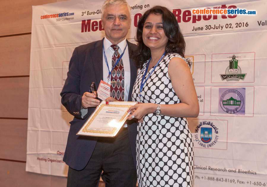 Vaishali Narayen | OMICS International