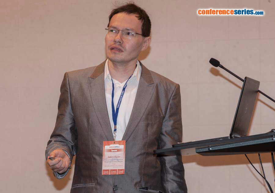 Valery Pavlov | OMICS International