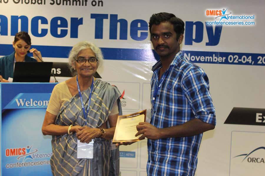 Venkateshwarlu Bandi  | Conferenceseries Ltd