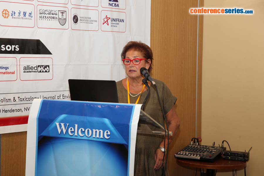 Vesna Matovic | OMICS International