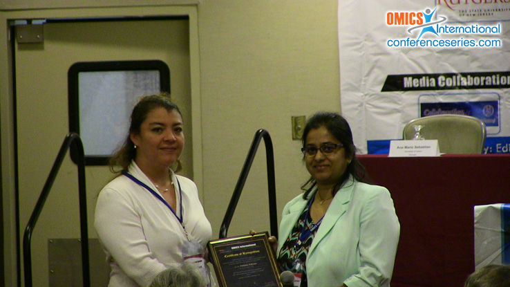 Viji Santhakumar | OMICS International