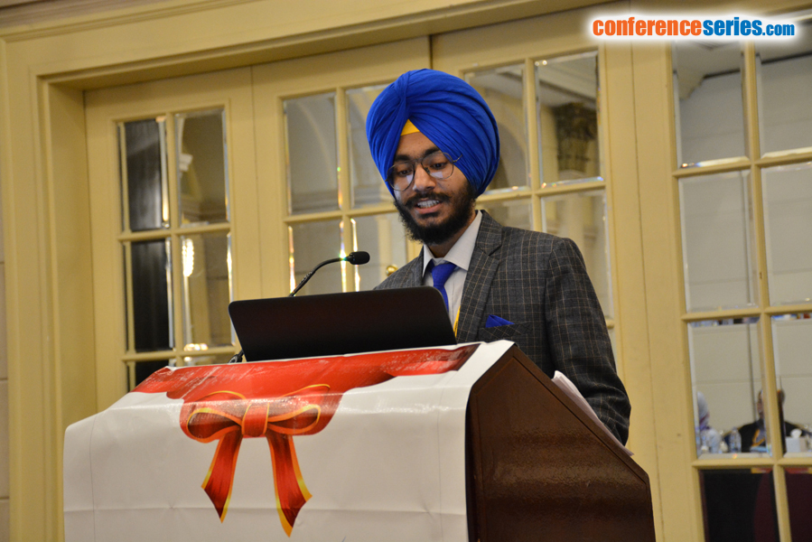 Vishavjeet Singh Goraya  | OMICS International