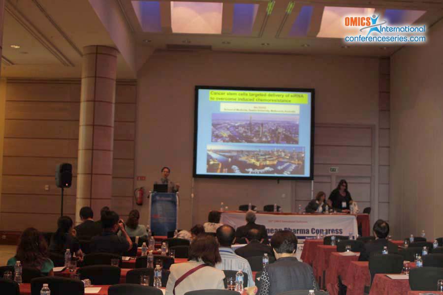 Wei Duan   OMICS International