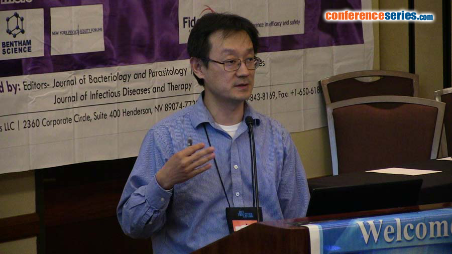 Yan-Yeung Luk | OMICS International