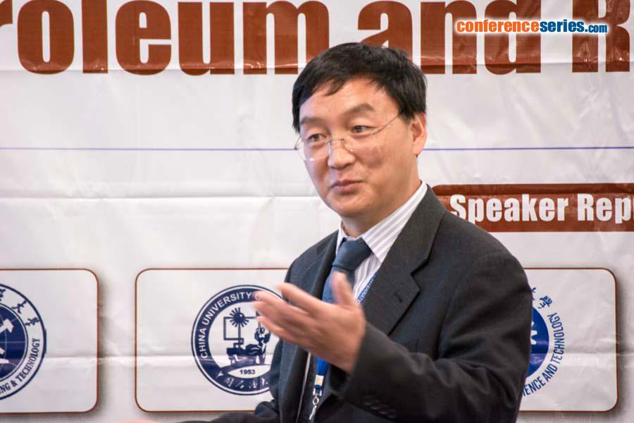 Yongbin Cui | OMICS International