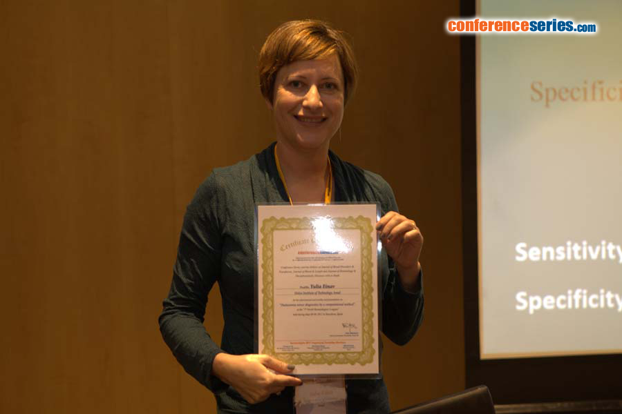 Yulia Einav | OMICS International