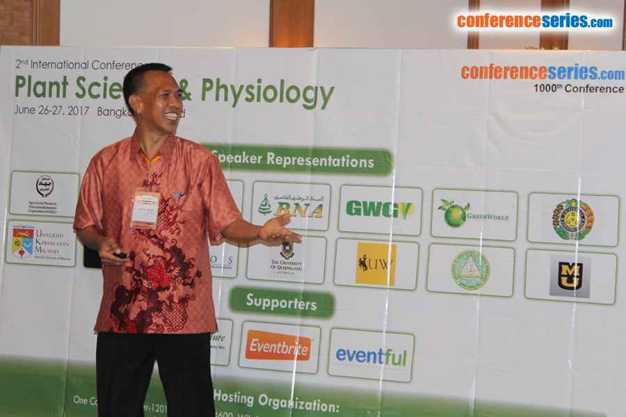 Yusuf L Henuk | OMICS International