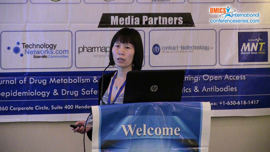 Yuxiu Lei | OMICS International
