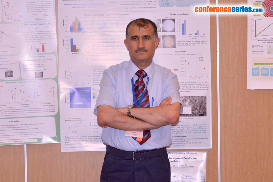 Zahid O Alibrahim | OMICS International