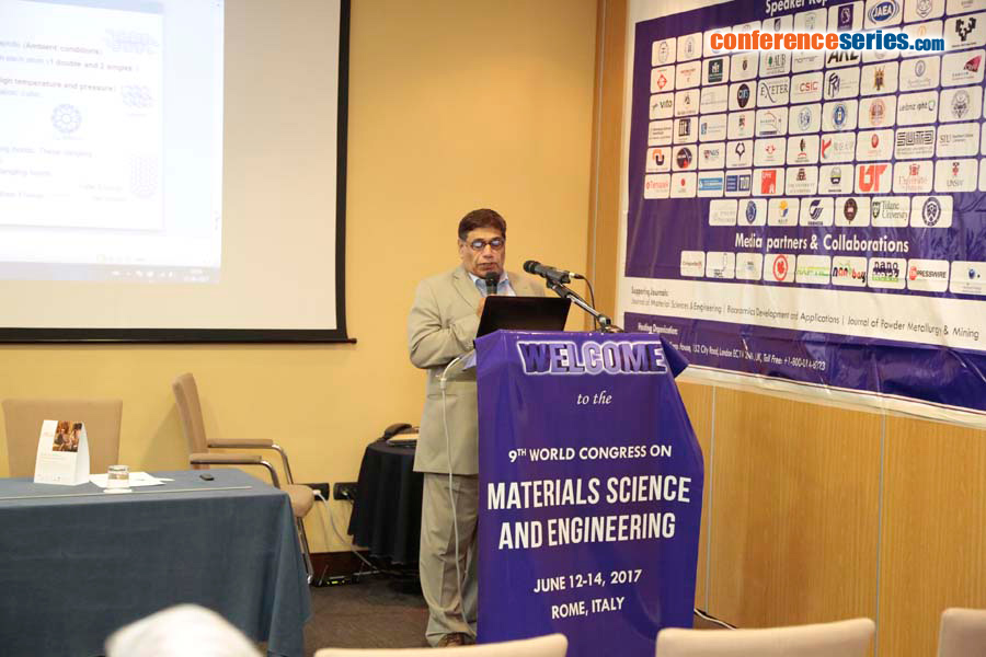 Zahoor Ahmad   OMICS International