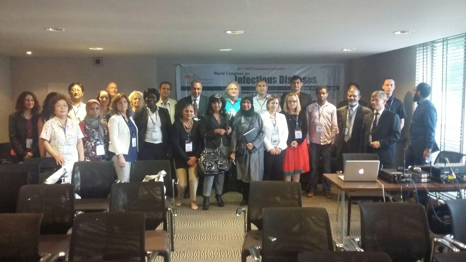 Ze'ev Katzir | OMICS International