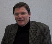 International Conference Keynote Speaker Joachim Maier  photo
