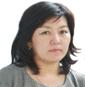 Zhanagul Khassenbekova