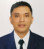 OMICS International Bacteriology Asia Pacific 2018 International Conference Keynote Speaker Christoper John N Tibayan photo