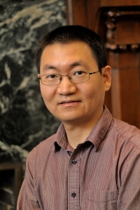 OMICS International Biostatistics 2018 International Conference Keynote Speaker Xiaofeng Shao photo